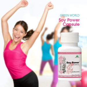 SOY POWER CAPSULE (for Women)